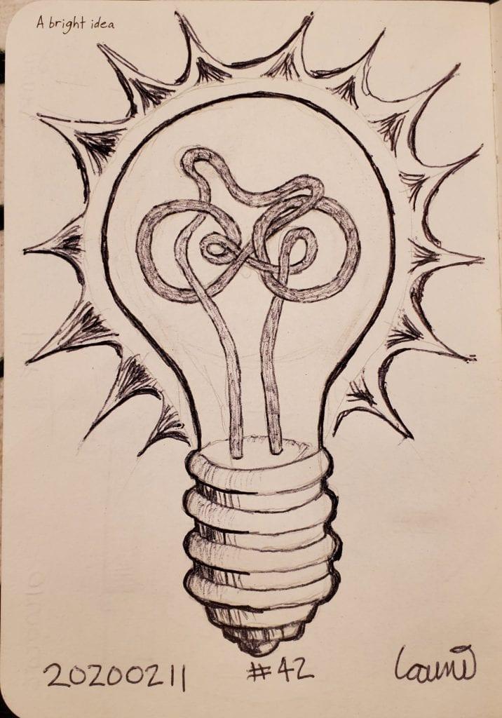 A Bright Idea !!